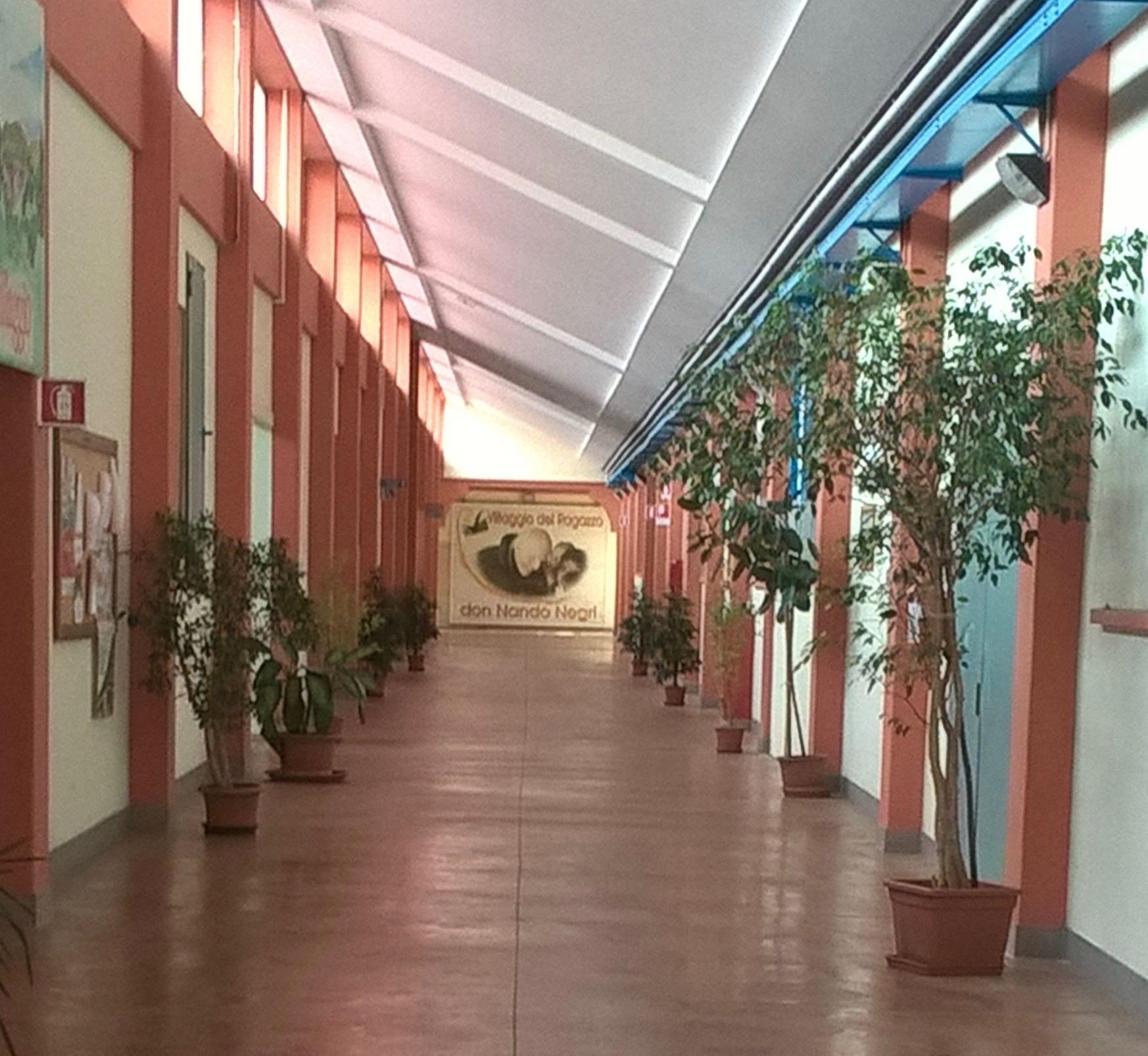 Area Formazione Professionale - Centro San Salvatore - Villaggio del Ragazzo