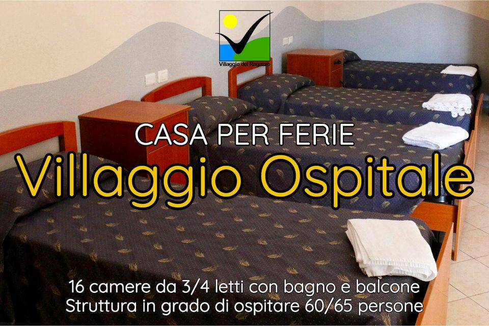 Casa per Ferie Villaggio Ospitale - Centro San Salvatore Villaggio del Ragazzo 02