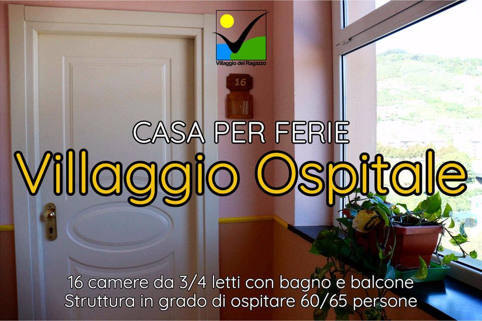 Casa per Ferie Villaggio Ospitale - Centro San Salvatore Villaggio del Ragazzo 04