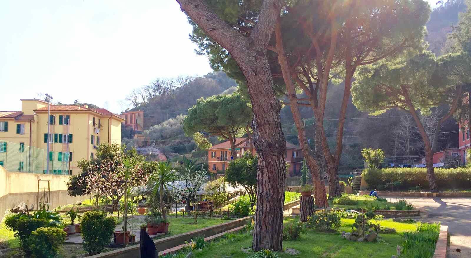 Centro Franco Chiarella - giardino 02