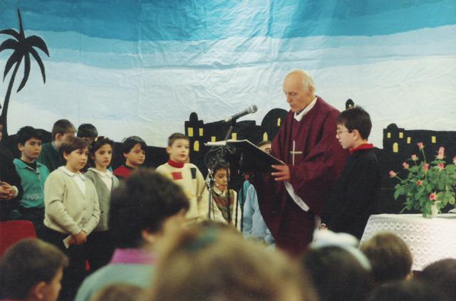Giovedì 1 novembre 2018 chiusura della fase diocesana della causa di beatificazione di don Nando: notificazione del Vescovo