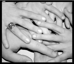 Mani unite - Villaggio del Ragazzo