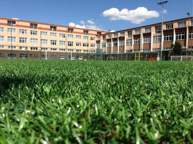 Campo calcio Centro San Salvatore