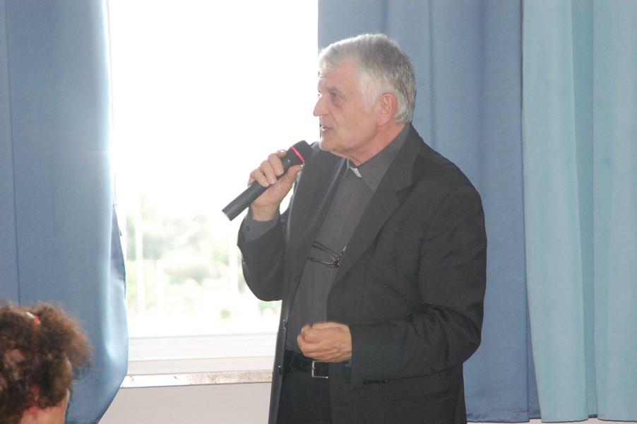 prete Rinaldo Rocca - Villaggio del Mestieri Centro San Salvatore