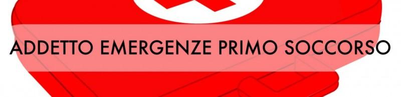 Banner corso VRS addetto emergenze primo soccorso