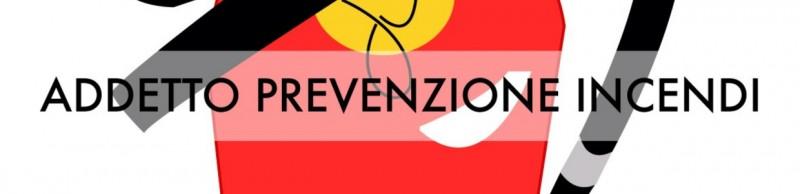 Banner corso VRS addetto prevenzione incendi