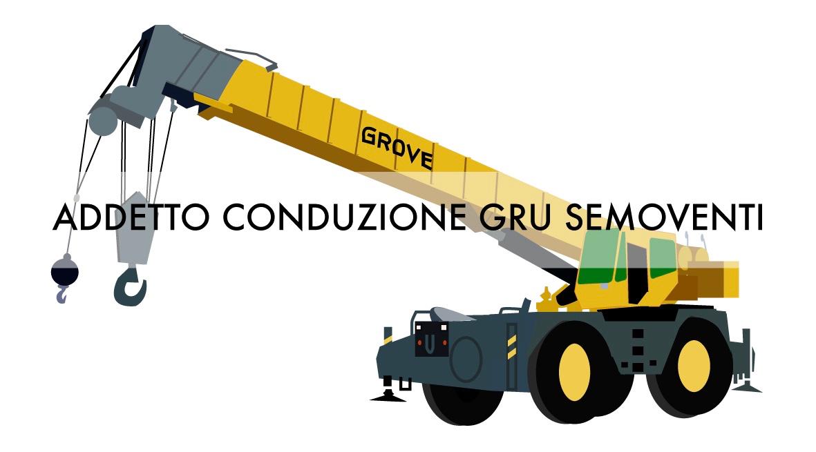 Logo Corso VRS Corso conduzione gru semovente