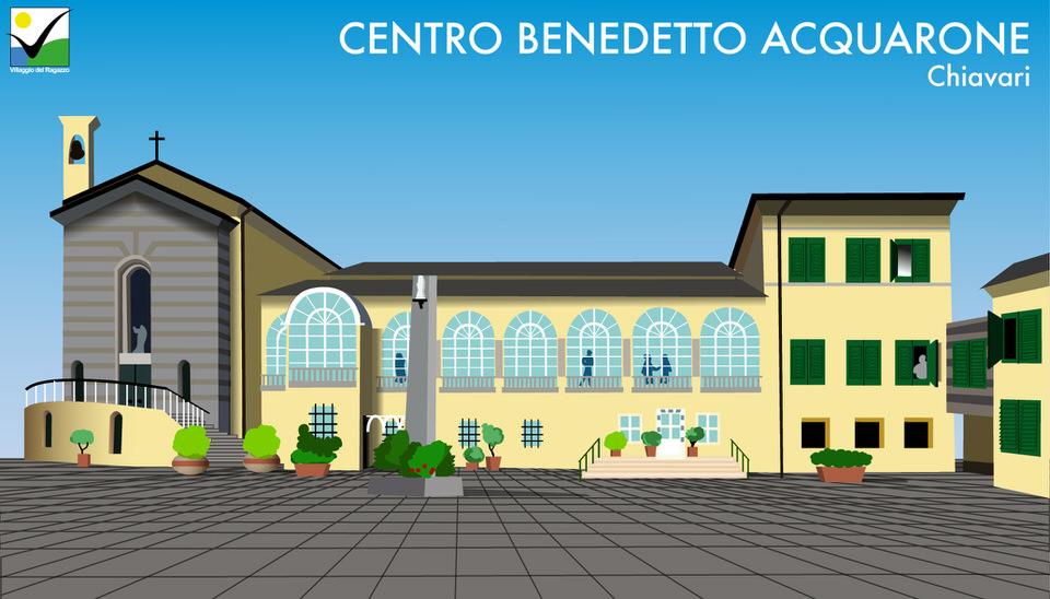 Icona Centro Benedetto Acquarone Villaggio del Ragazzo