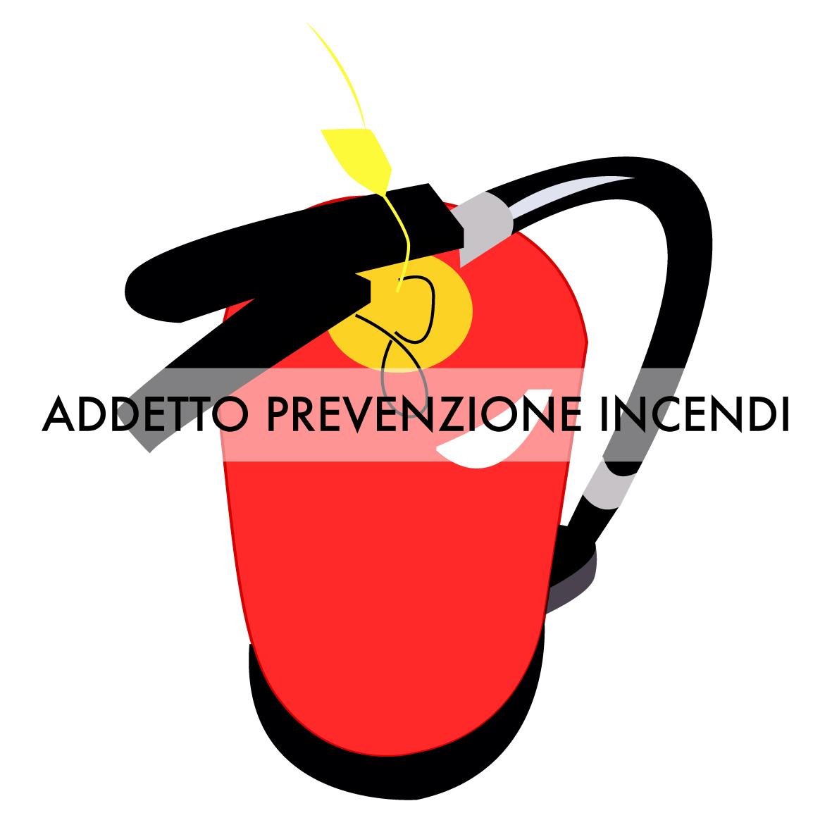 Corsi per addetti alla prevenzione incendi al Centro San Salvatore il 26 e 28 marzo 2019