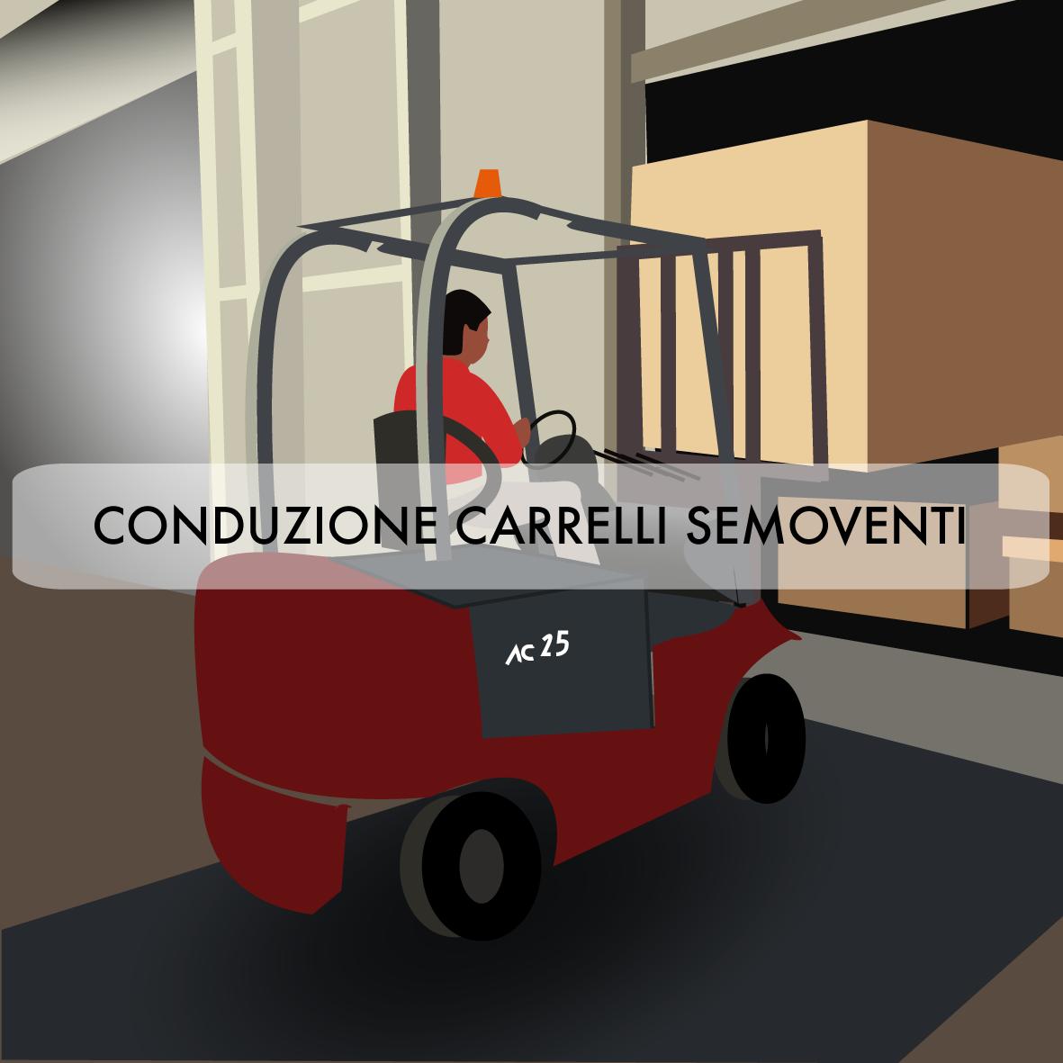 Logo VRS Corso addetto carrelli elevatori semoventi