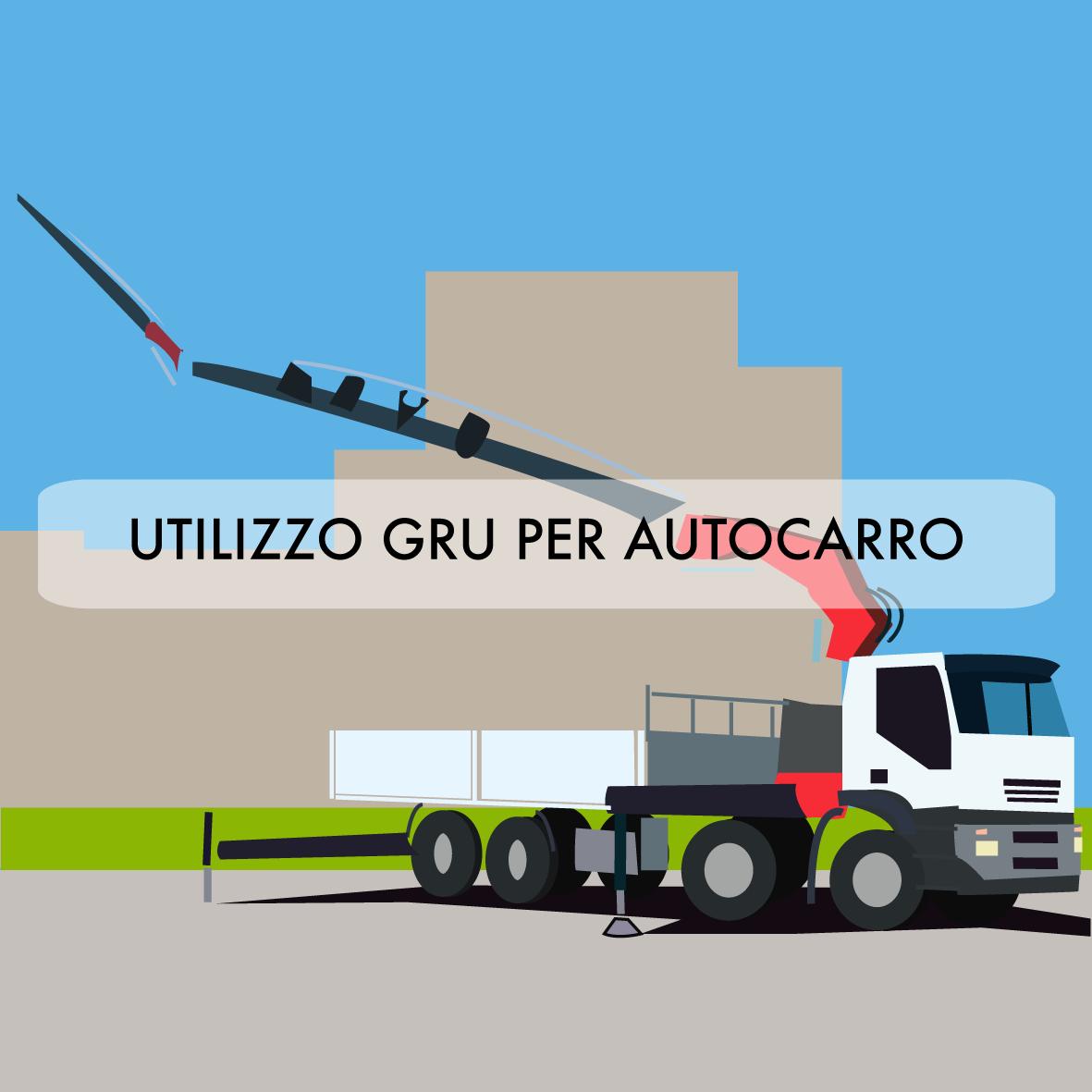 Logo VRS Corso gru per autocarro