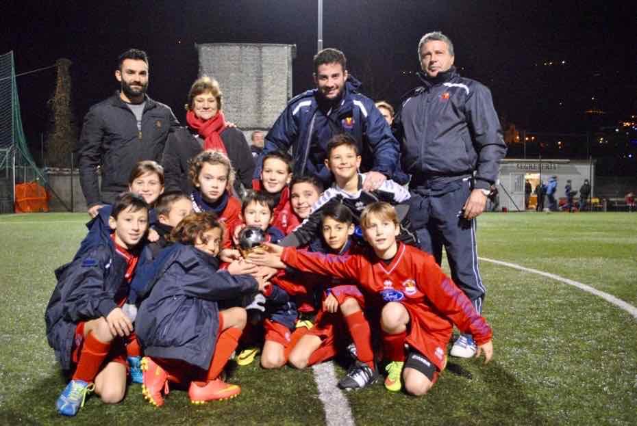 Torneo don Nando Negri 2016 Villaggio Calcio 01