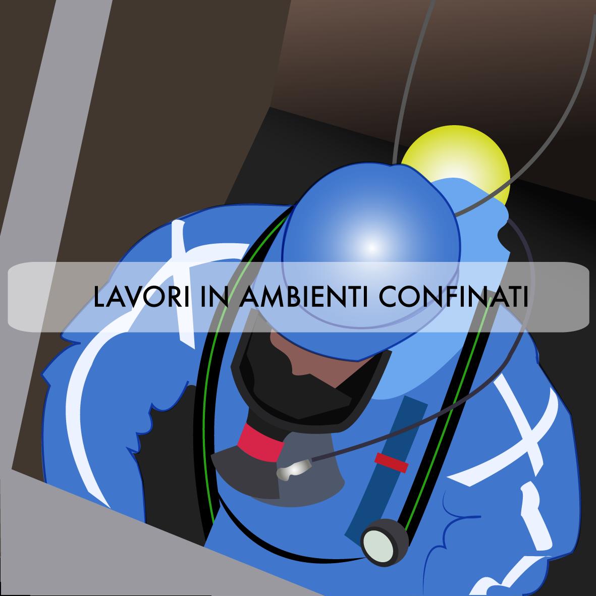Logo VRS Corso Lavori in ambienti confinati