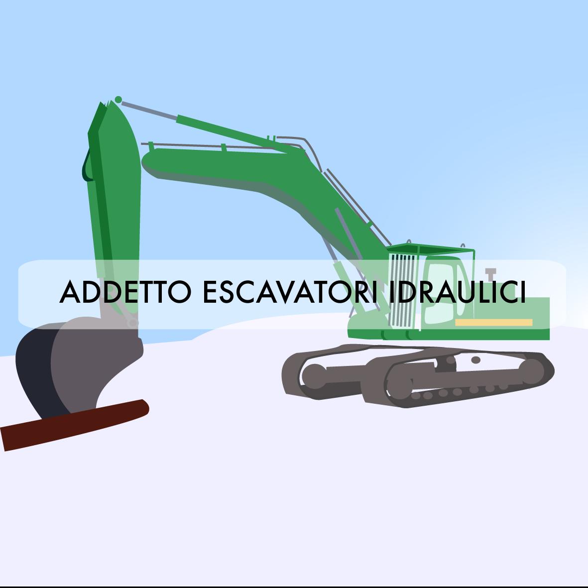 Logo VRS Corso escavatori idraulici
