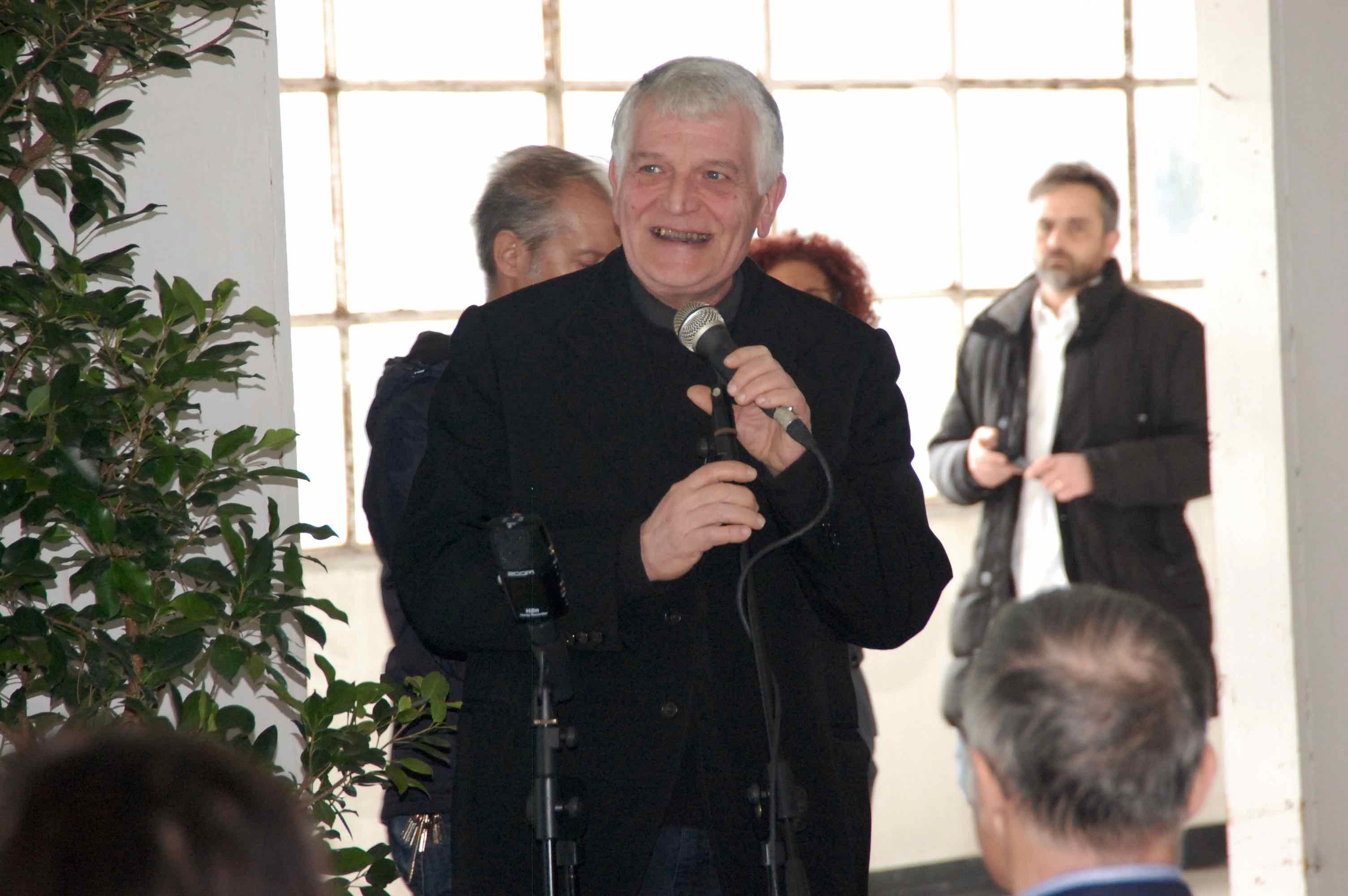 Inaugurazione lavori ERS Centro Franco Chiarella - 5