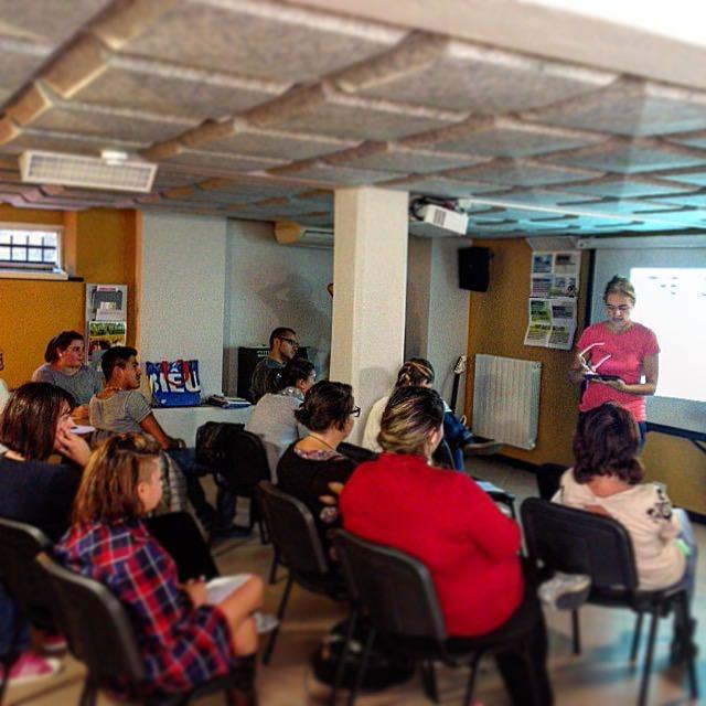 Centro Giovani Chiavari - Formazione Peer Education 02