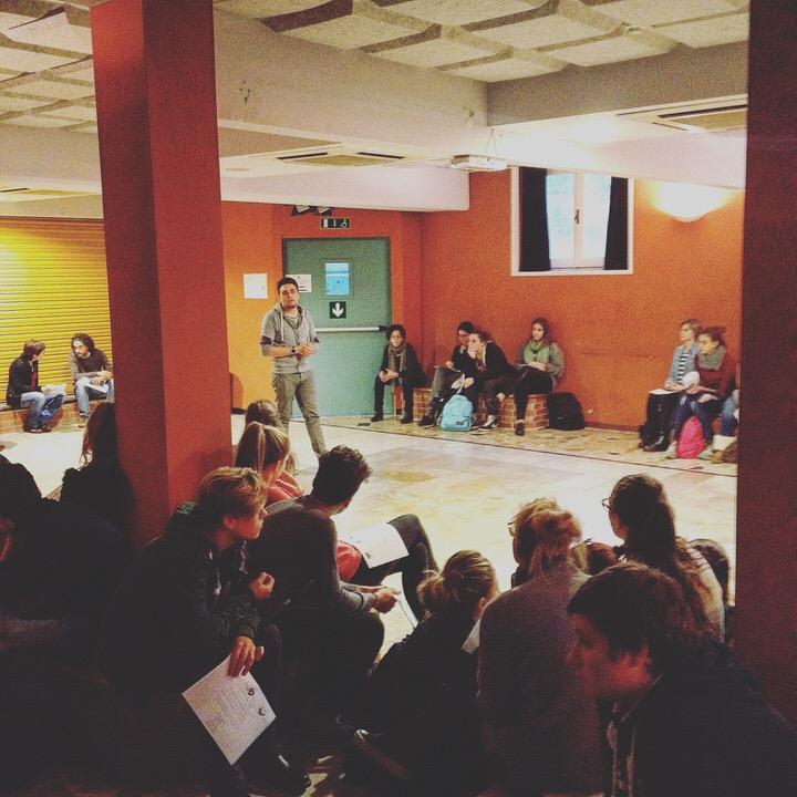 Centro Giovani Chiavari - Formazione Peer Education 07
