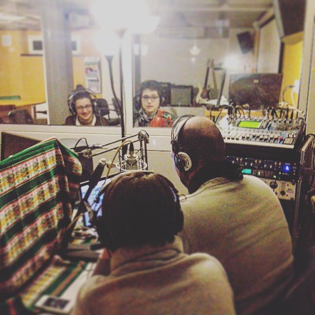 Centro Giovani Chiavari - Redazione Radio Jeans