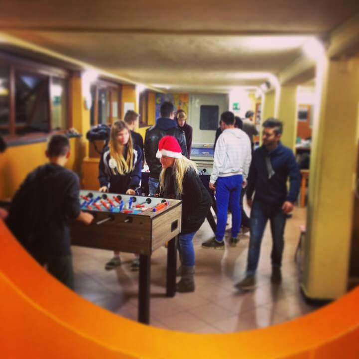 Centro Giovani Chiavari - Salone 02