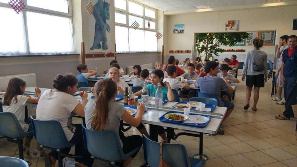 Centro Estivo Giochinsieme 2016 - Mensa Centro San Salvatore
