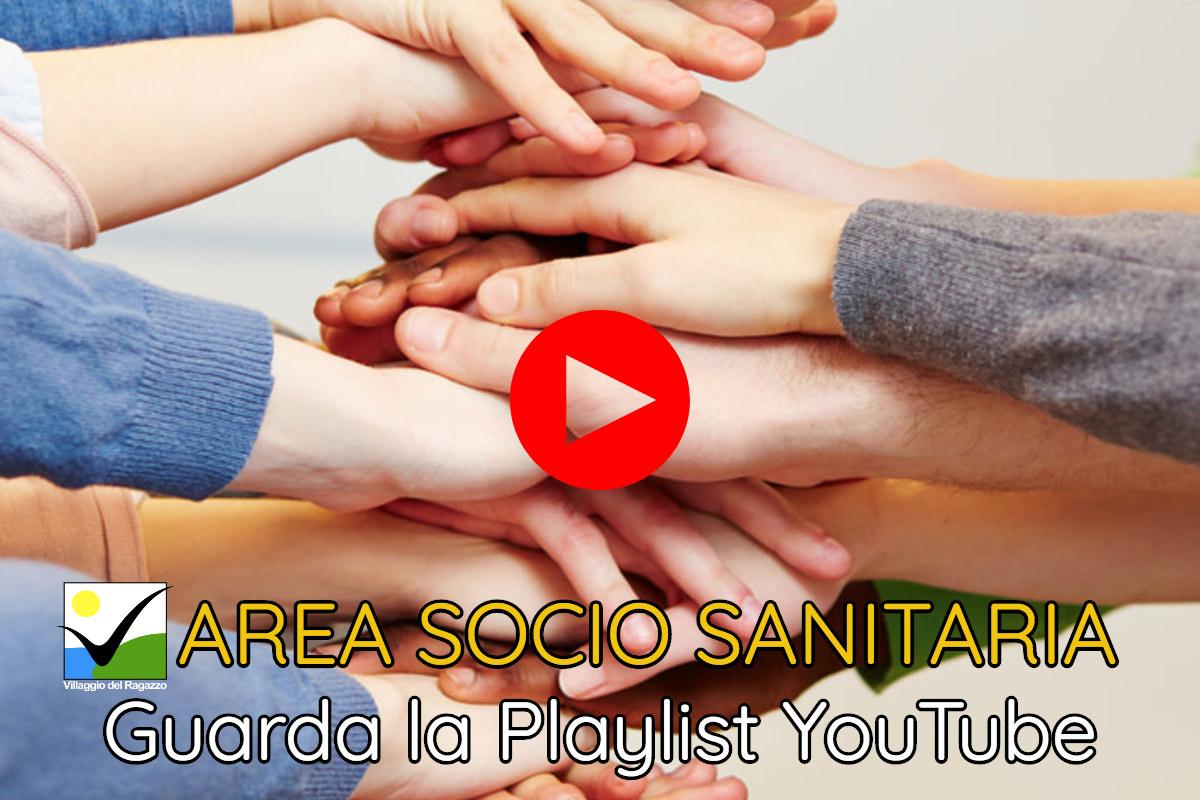 Area Socio Sanitaria - Copertina Playlist YouTube