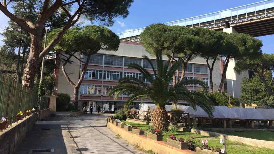 Centro Franco Chiarella - Panoramica ingresso