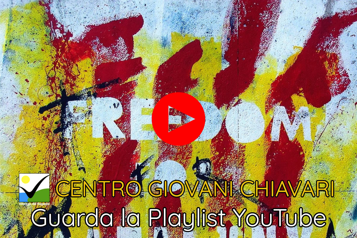 Centro Giovani Chiavari - Copertina Playlist YouTube