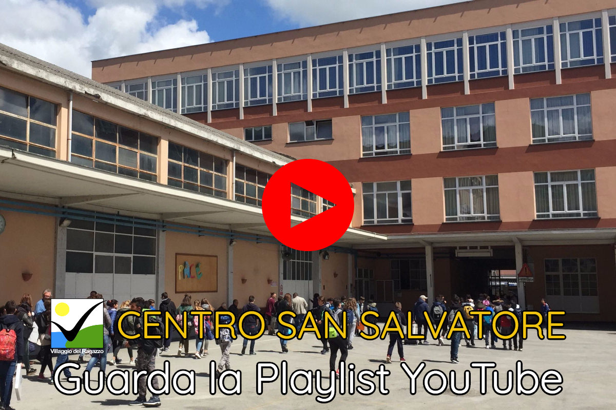 Centro San Salvatore - Copertina Playlist YouTube