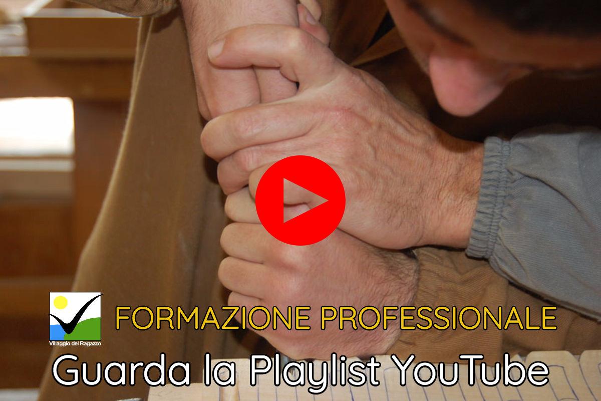 Formazione Professionale - Copertina Playlist YouTube