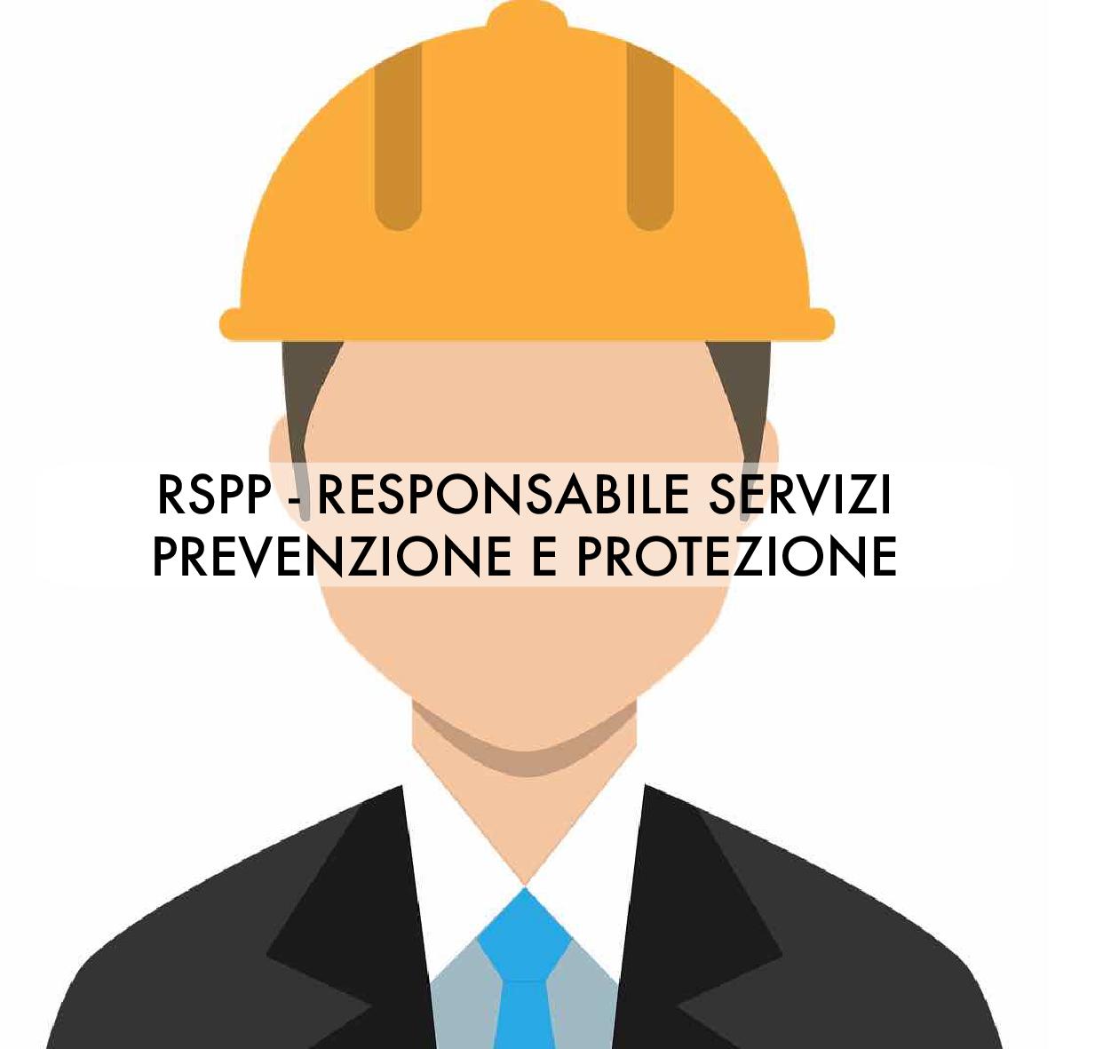 VRS RSPP Responsabile Servizi Prevenzione e Protezione