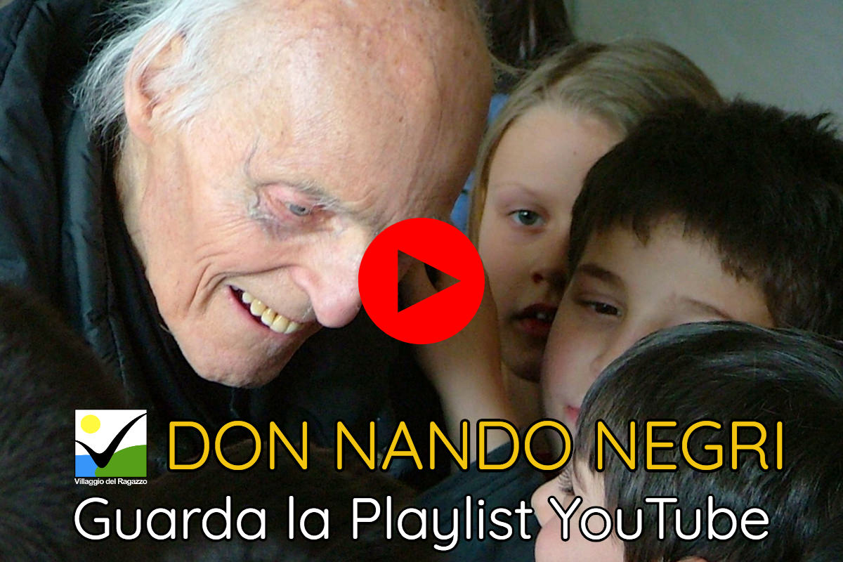 don Nando Negri - Copertina Playlist YouTube