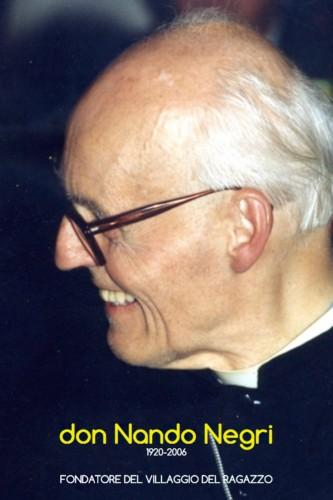 don Nando Negri - profilo