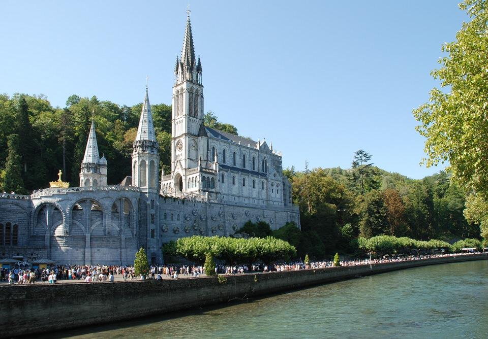 Pellegrinaggio al Santuario di Nostra Signora di Lourdes dal 30 agosto al 1 settembre 2019