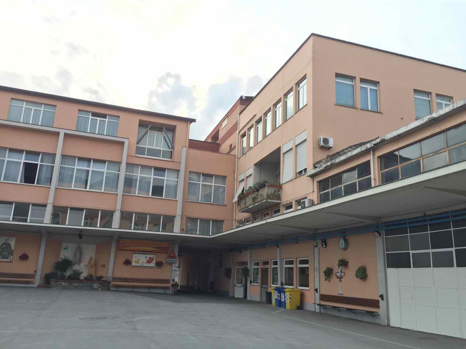 Piazzale 02 Centro San Salvatore Villaggio del Ragazzo