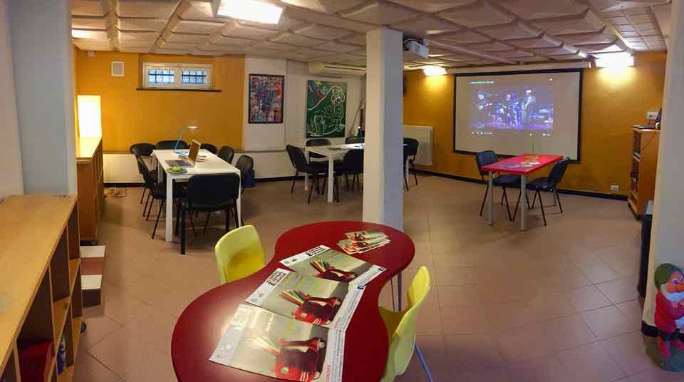 Inaugurazione Spazio Studio Centro Giovani Chiavari - 1
