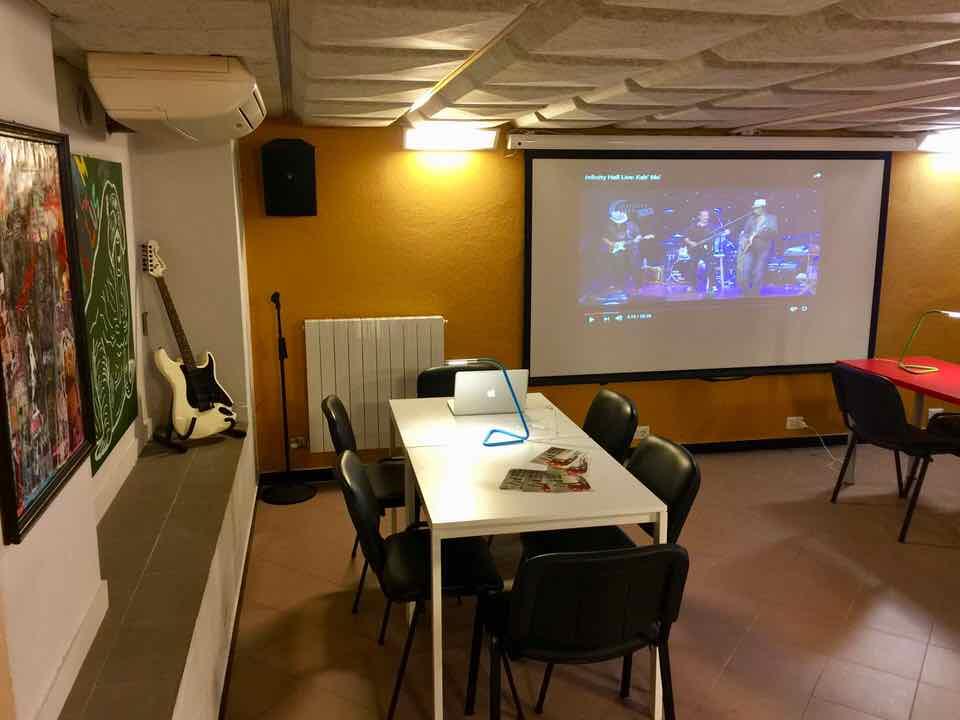 Inaugurazione Spazio Studio Centro Giovani Chiavari - 3