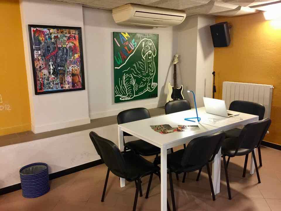 Inaugurazione Spazio Studio Centro Giovani Chiavari - 4