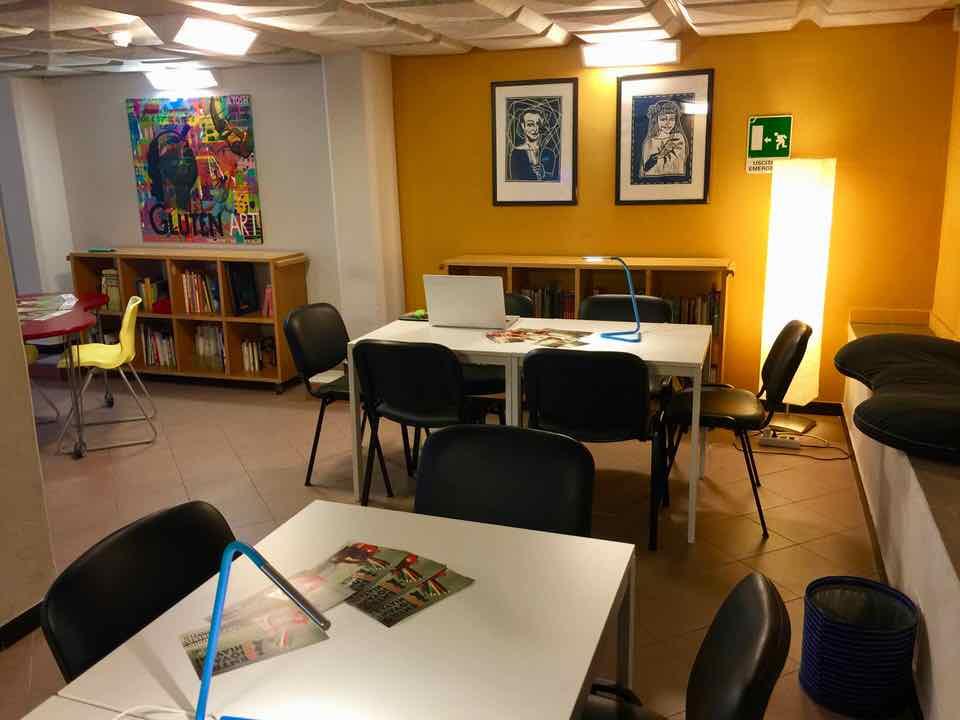 Inaugurazione Spazio Studio Centro Giovani Chiavari - 5