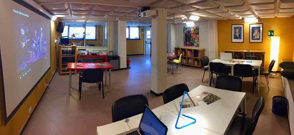 Inaugurazione Spazio Studio Centro Giovani Chiavari - 6