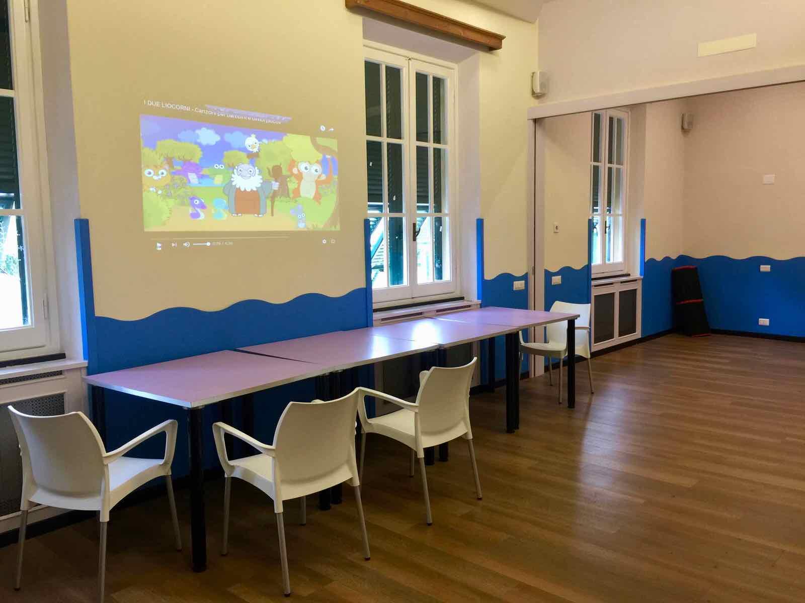 Progetto Ricomincio da te - Area Disabili Centro Benedetto Acquarone 03