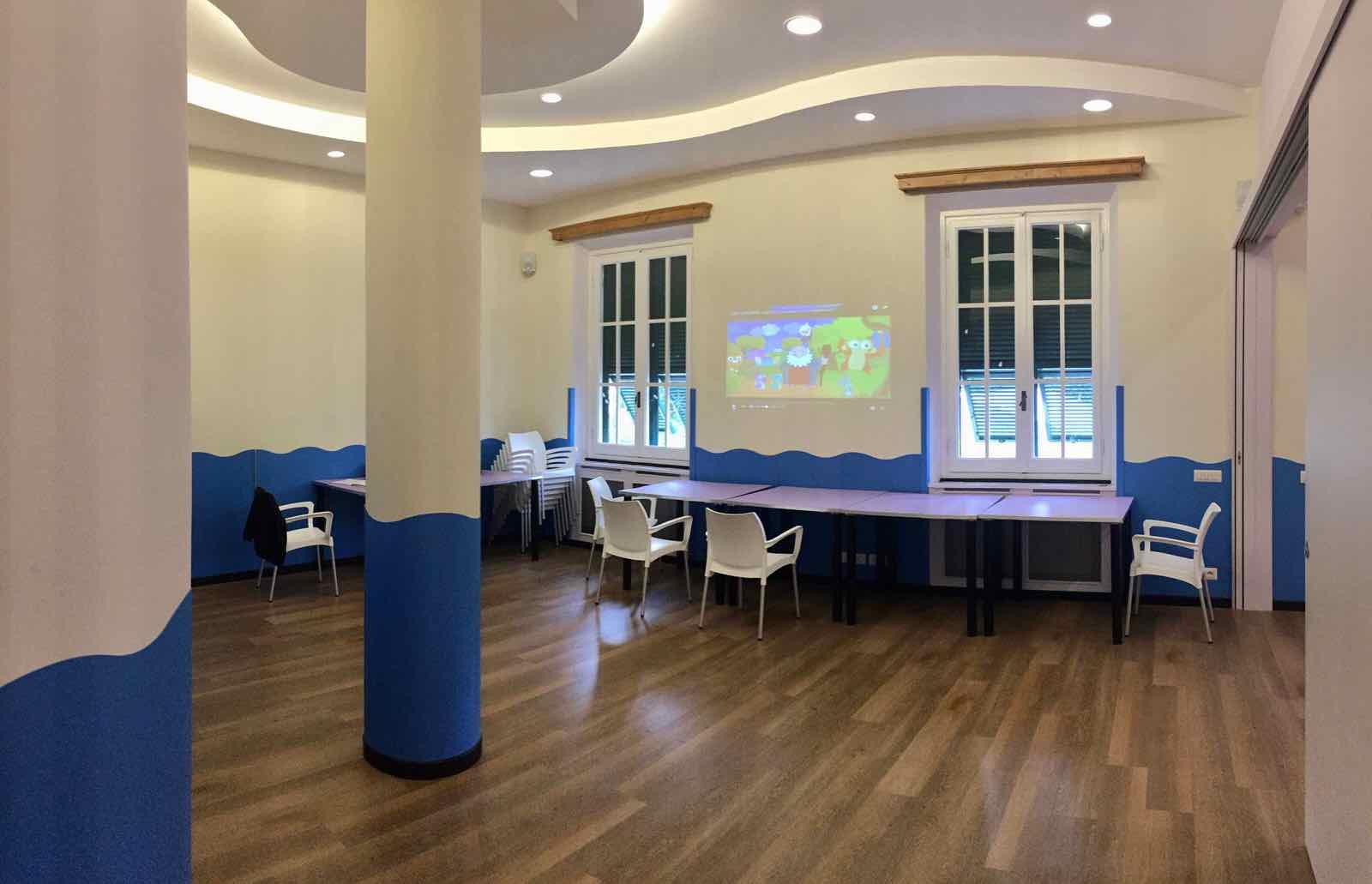 Progetto Ricomincio da te - Area Disabili Centro Benedetto Acquarone 04