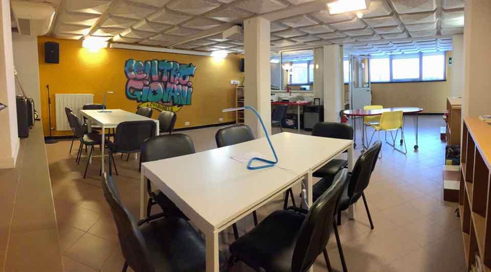 Spazio Studio Centro Giovani Chiavari 01