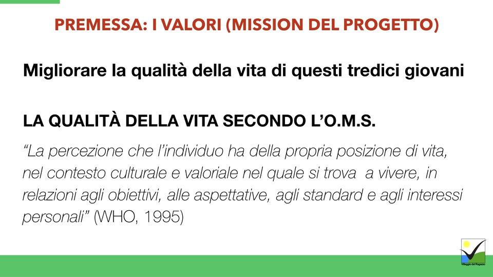 Villaggio del Ragazzo - Presentazione Ricomincio da te - Area Disabili.008