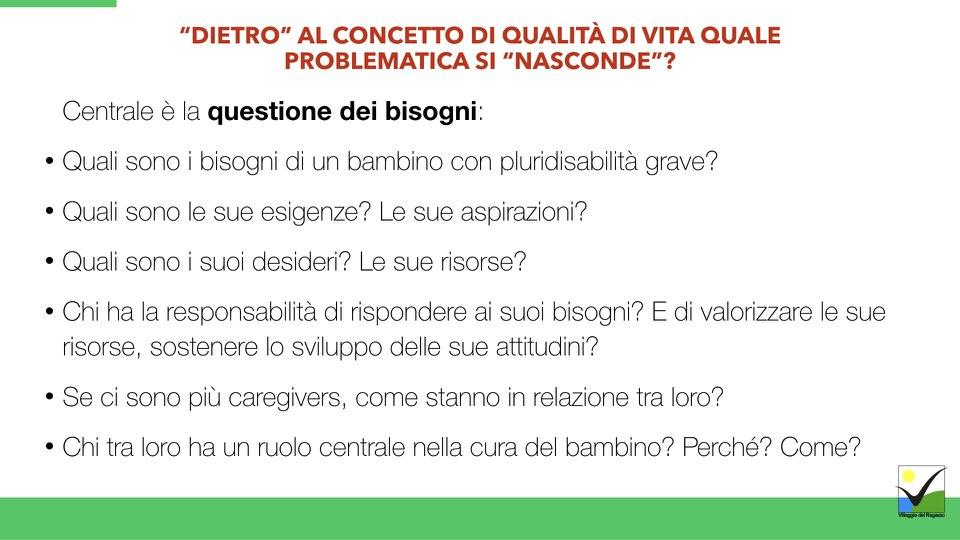 Villaggio del Ragazzo - Presentazione Ricomincio da te - Area Disabili.009