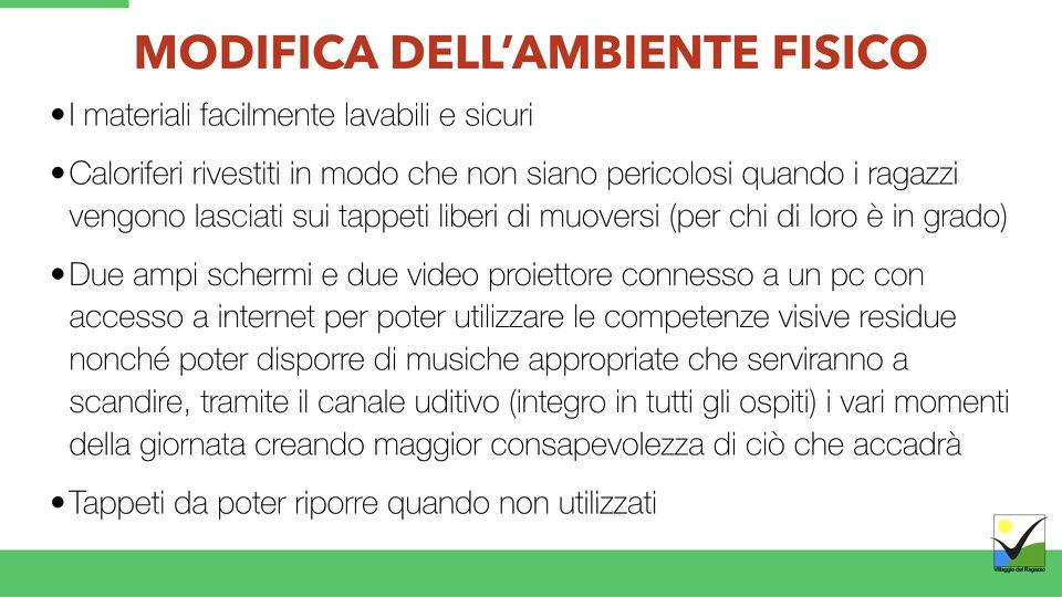 Villaggio del Ragazzo - Presentazione Ricomincio da te - Area Disabili.015