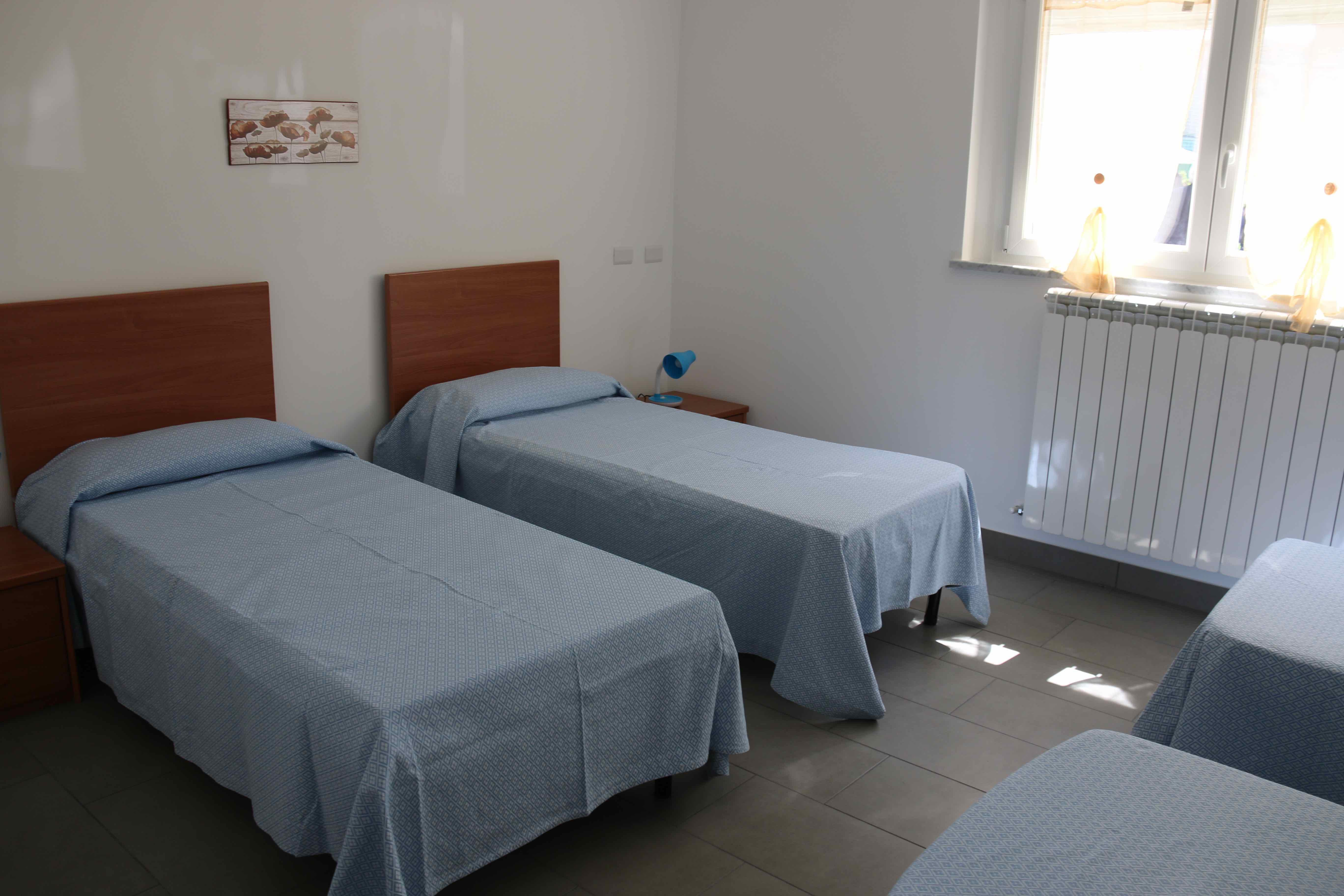 Inaugurazione Dormitorio Maria Teresa Bruzzone Centro Franco Chiarella 2017.04.22 - 31