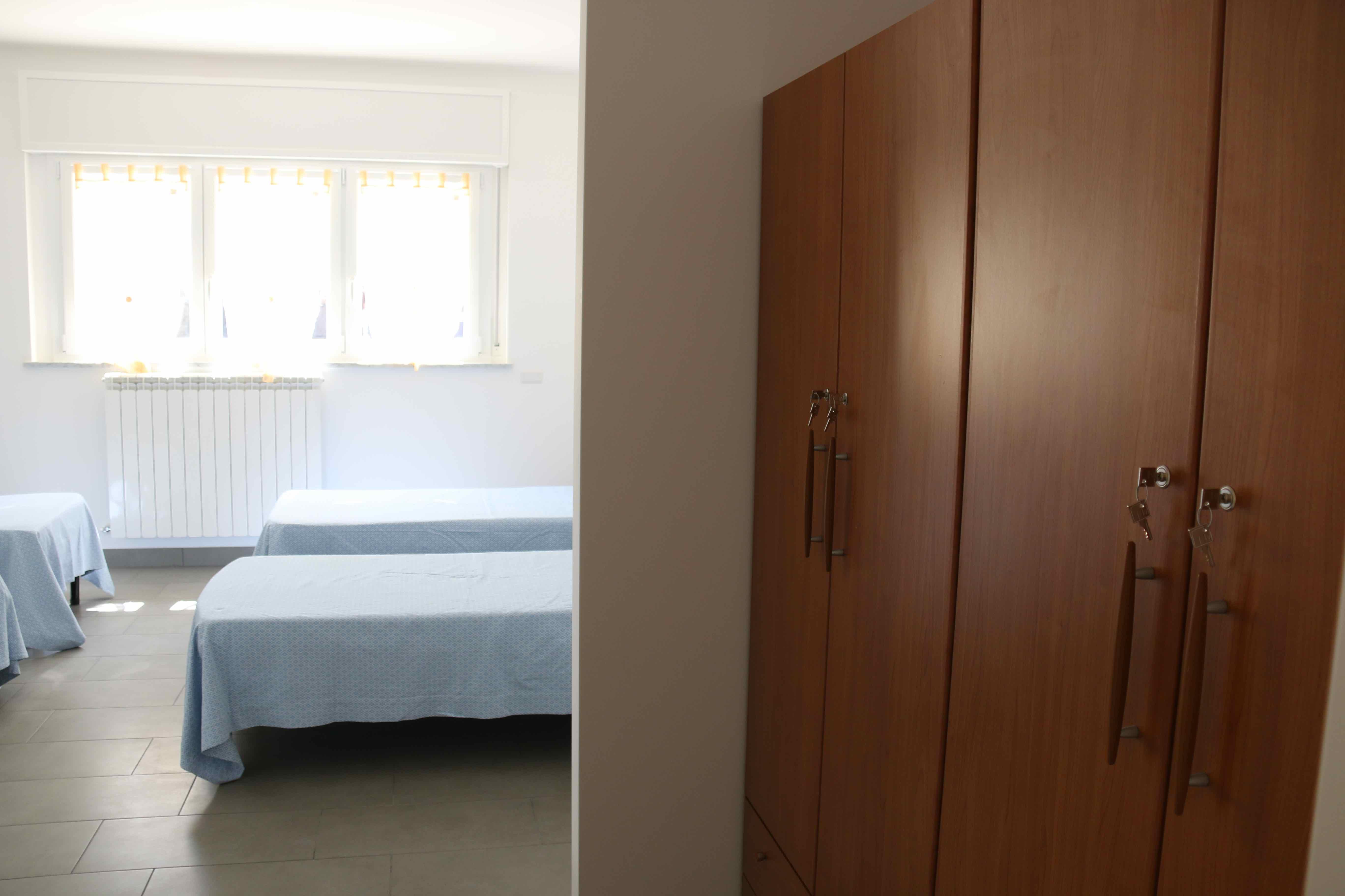 Inaugurazione Dormitorio Maria Teresa Bruzzone Centro Franco Chiarella 2017.04.22 - 33
