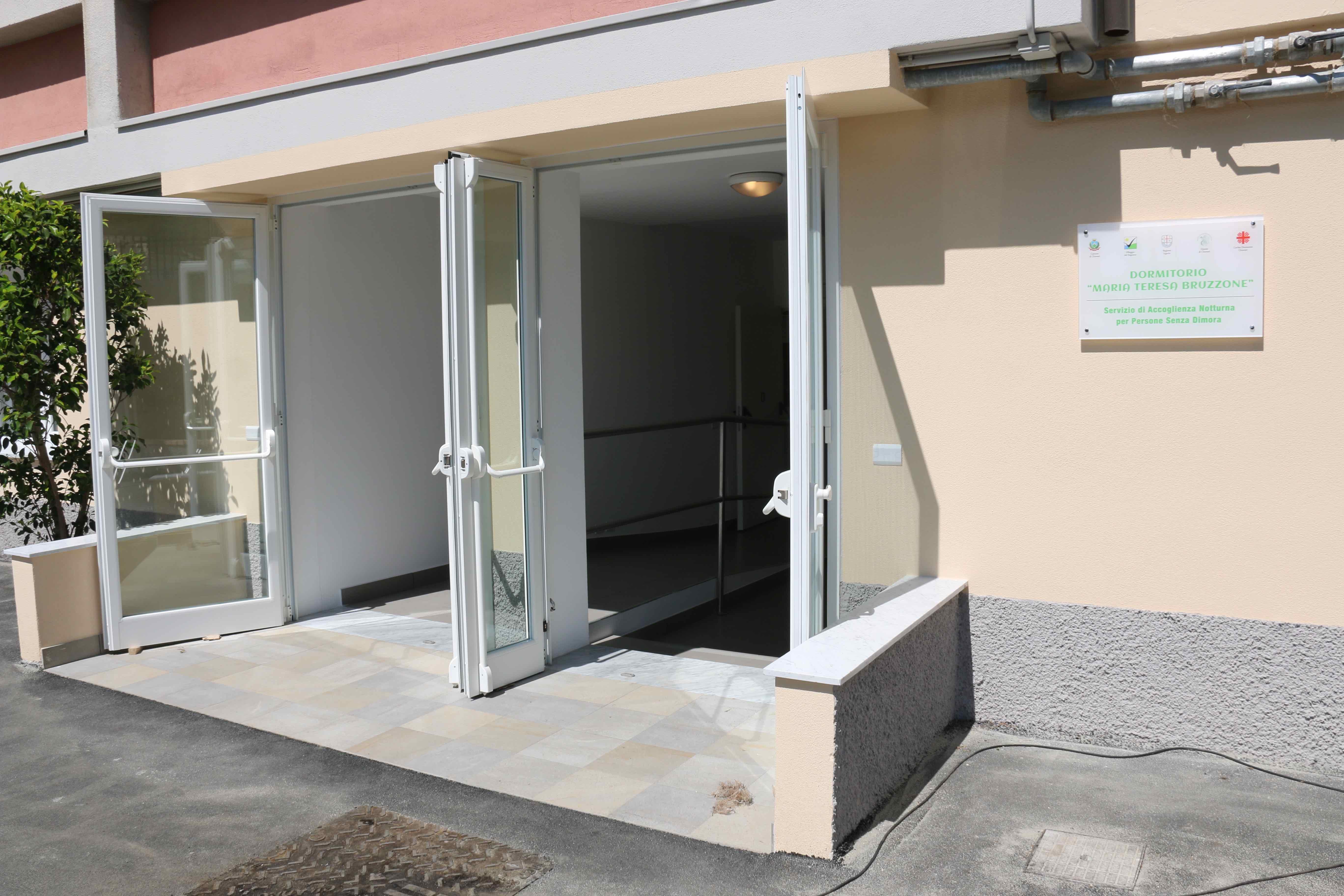 Inaugurazione Dormitorio Maria Teresa Bruzzone Centro Franco Chiarella 2017.04.22 - 35