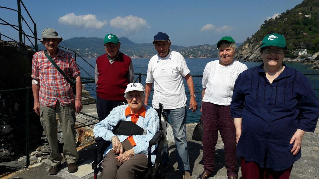 Area Anziani - Gita a Zoagli 2017.06.06 05