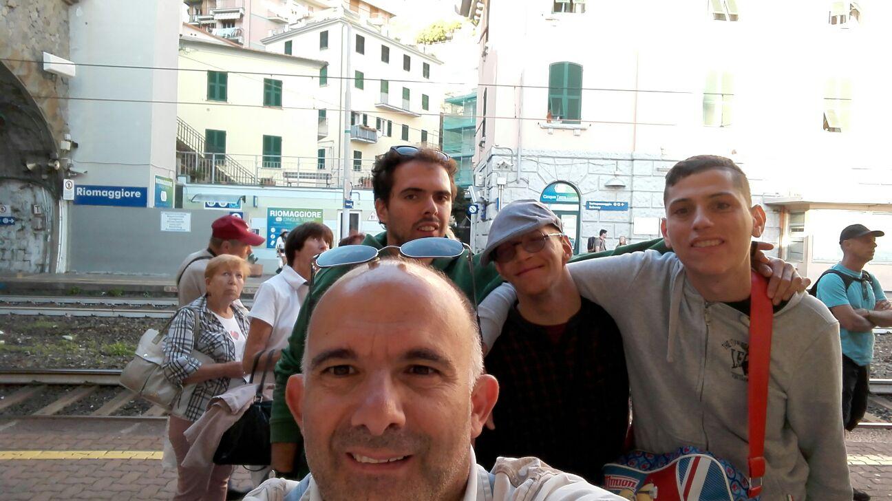 Progetto Il Muretto - Gita a Riomaggiore 01